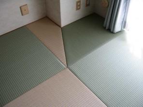 カワコー(川村興産株式会社)「各種ヘリナシ畳」施工例(4)
