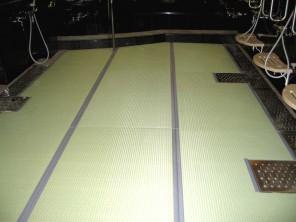 カワコー(川村興産株式会社)「東レ 洗える畳」施工例(2)
