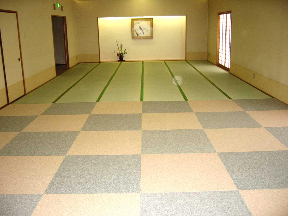 カワコー(川村興産株式会社)「リバーシブル畳」施工例003