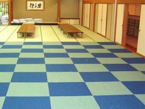カワコー(川村興産株式会社)「リバーシブル畳」施工例(2)