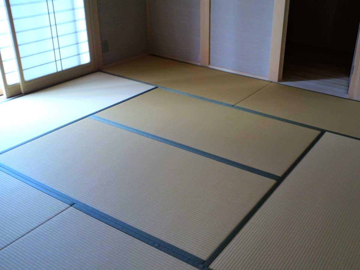 カワコー(川村興産株式会社)新畳・表替えの施工例