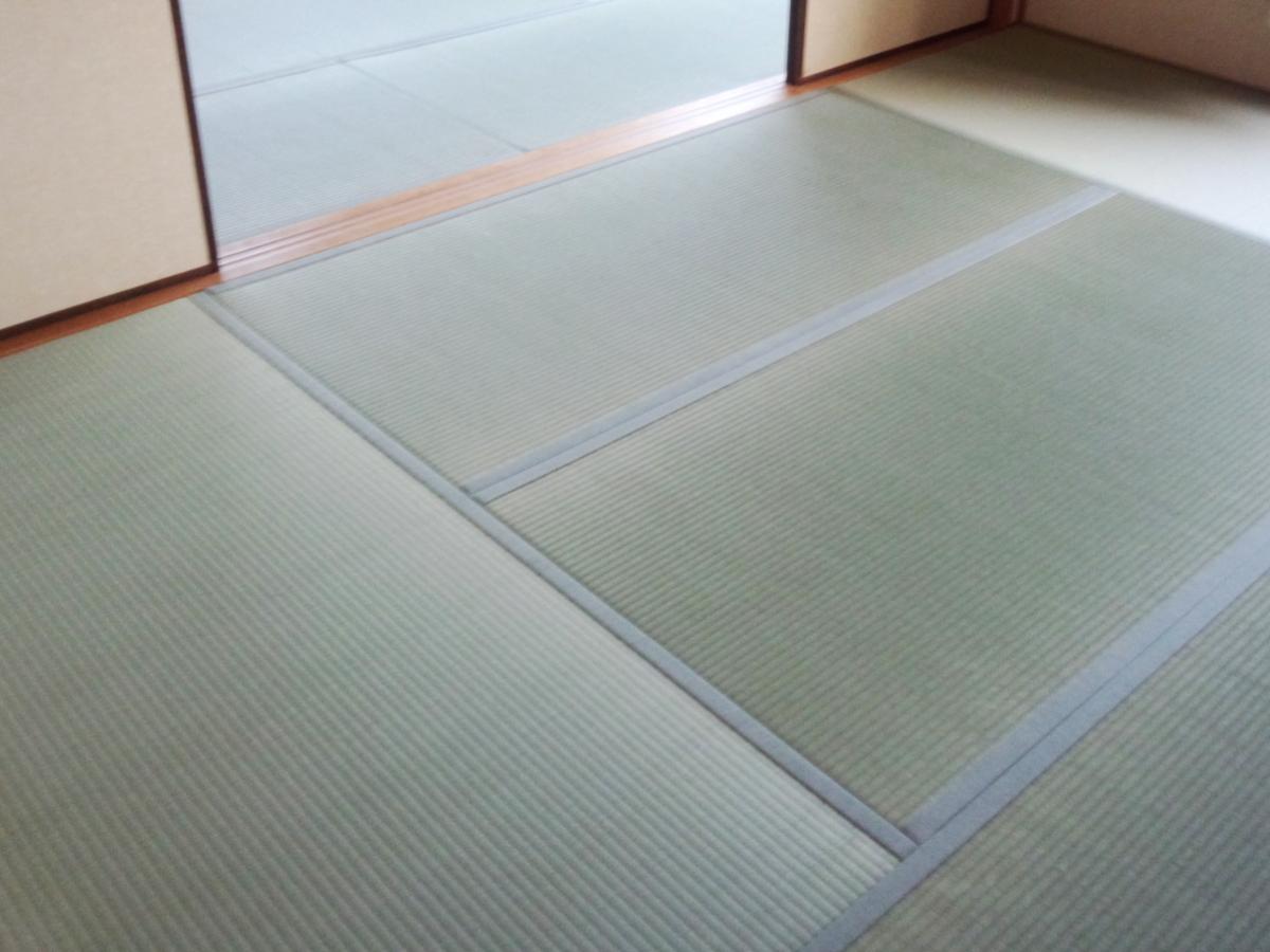 カワコー(川村興産株式会社)新畳・表替えの施工例2